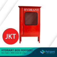 Hydrant BoX Outdoor Hooseki Type C