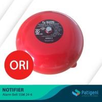 Fire Alarm Bell Notifier SSM 24-7