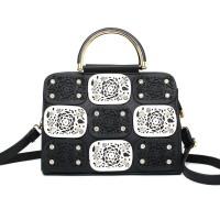 tas wanita hitam handbag fashion murah tas batam promo elegan cantik