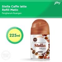 STELLA MATIC REFILL PREMIUM CAFE LATTE 225ML