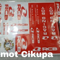 Sticker RCB Racing Boy