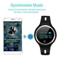 Jam Tangan Pintar Excelvan E07 Smartwatch Bluetooth Anti Air U Limited