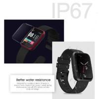 ZEBLAZE CRYSTAL 2 Smartwatch IP 67 Waterproof Sport Fitnes Berkualitas