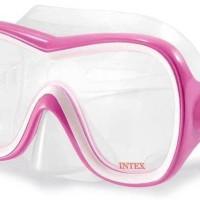 Kaca Mata Selam Wave Rider Mask Swim for Age 8+ - INTEX 55978