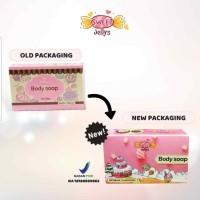 Jual PURE BODY SOAP BPOM JELLY / SABUN PURESOAP BPOM / PURE SOAP Murah