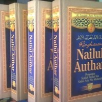Buku Ringkasan Nailul Authar 1 Set 4 Jilid