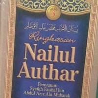 Buku Ringkasan Nailul Authar Jilid 3