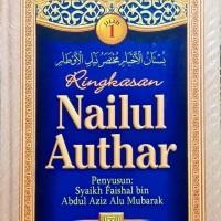 Buku Ringkasan Nailul Authar Jilid 1