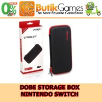 Tas Dompet Pouch Dobe Storage Box Nintendo Switch