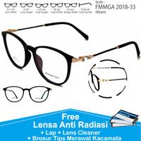 Frame Kacamata Minus Anti Radiasi Wanita FMMGA 2018-33