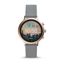 Jam Fossil Smartwatch Gen 4 Venture HR Grey Original