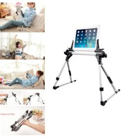 Dudukan Stand Lazypod Flexible Foldable Tablet PC / Smartphone / HP