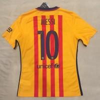 2f01415faff Jersey Original Barcelona Away 15 16 2015 Authentic P2R  10 MESSI BNWT