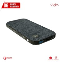 Potere Powerbank + Pouch + Cable - 10000 mAh Fast Charging - UBOX