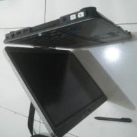 Laptop Hp Elitebook 2740p Layar Putar Mati