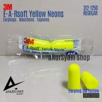 Earplug 3M Yellow