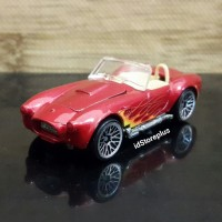 DIECAST HOT WHEELS Shelby Cobra 427 S/C Red HW WSP - Loose