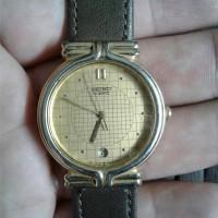 Jual jam tangan bekas SEIKO classic tanggal Murah