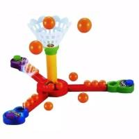 mainan anak unik ball shoot / tembak bola