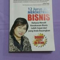 Buku Marketing 12 JURUS JITU MEROKETKAN BISNIS