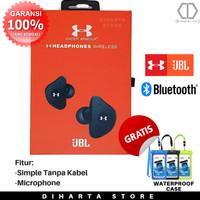 Headset Bluetooth JBL x Under Armour Earphone Headphone Wireless Murah