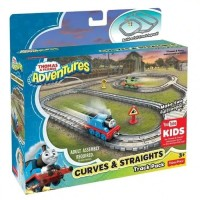 Thomas and friends Adventures curves and straights Fisher Price