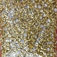 Diamond Cangkang gold Grade A - SS40 - 2.000 PCS / PACK