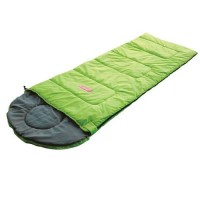 Coleman Compact C25 Sleeping Bag (Green)