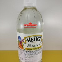 Cuka Putih / Distilled White Vinegar Heinz 473 ML