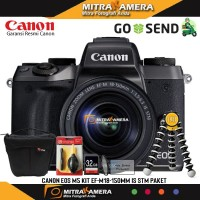 Canon EOS M5 Kit EF-M18-150 IS STM Paket