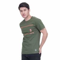 SEYES 1026 Tumblr Tee T-Shirt Kaos Cowo Katun Premium Hijau
