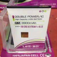 Baterai Evercoss U6 Xtream 1 Plus 4G Lte 3900Mah Double Power Log On