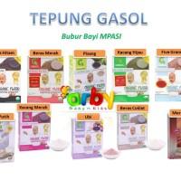 Tepung Gasol (Bubur Bayi MPASI)