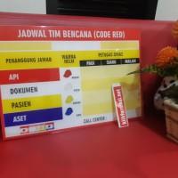 Jual Papan Code Red