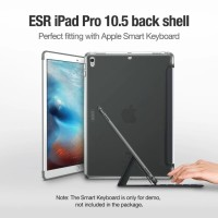 Case iPad Pro 10 5 ESR Hard Back Perfect Match with Smart Keyboard