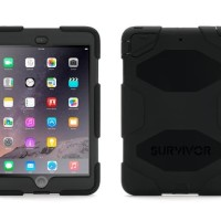 Griffin Survivor Ipad 2 3 4 Black Best Protection System Case