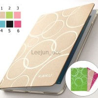 iPad 2 3 4 Luxury KAKUSIGA Circle Smart Flip Cover Case