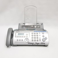 Mesin Fax Panasonic KX-FP215 (Silver) Mesin Fax Plain Paper KX-FP215