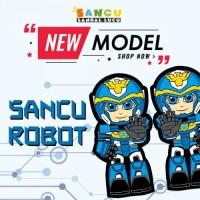 Sandal Anak Lucu SANCU Robot New Model