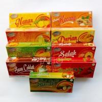 Dodol Buah Bali paket 8 box - 8 rasa