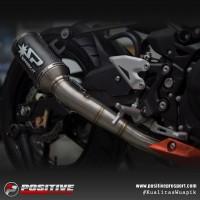 Spark Exhaust MotoGP slip on for Kawasaki Ninja 250 2018 ninja 400