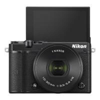 Harga nikon 1 j5 kit 10 30mm nikon j5 black paket promo garansi   Pembandingharga.com
