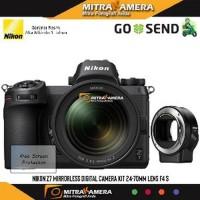 Harga nikon z7 mirrorless digital camera kit 24 70mm lens f4 | Pembandingharga.com