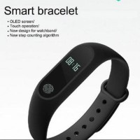 Smart Watch M2 Jam Tangan Pintar Smartwatch Smart Mi Band Berkualitas