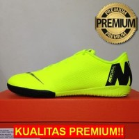 8eb8b0516 ANEKASEPATU Sepatu Futsal Nike Vapor 12 Academy IC Volt Black AH7383-7