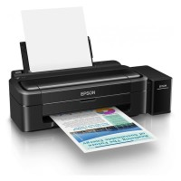 Grosir - EPSON L310 A4 Printer INKJET INFUS ORIGINAL