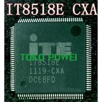 ITE IT8518E IT 8518E CXA QFP IC Chip LQFP128 BF65