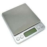 Timbangan Dapur Mini Digital Platform Scale 1kg 0.1g - i2000