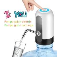 Pompa galon elektrik - pompa galon recharge ( USB Charge )