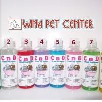CnD Shampoo Binatang 250ml Shampo Kucing dan Anjing 250 ml
